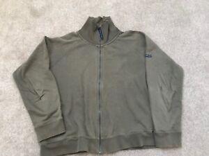 Hope-amp-Glory-Designer-Men-039-s-Sweatshirt-Jumper-with-zip-Medium-Large-Cost-55