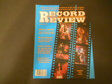 Journey, Larry Carlton - Record Review Magazine 1981