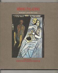 Mimmo-Paladino-B-LAMARCHE-VADEL-Ed-de-la-Difference-Galerie-Beaubourg-1988