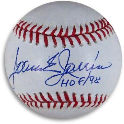 "Realistic Jaime Jarrin Signed Autographed Baseball Dodgers Broadcaster ""hof 98"" Gv865448 Balls Baseball-mlb"