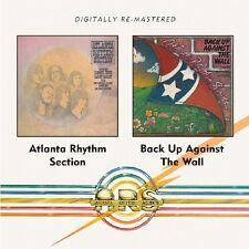 Atlanta Rhythm Secti - Atlanta Rhythm Section / Back Up Against the Wall [New CD