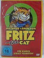 Die neun Leben von Fritz the Cat - Der immergeile Kater, Kult 1974, Sex & Drugs
