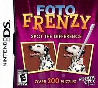 Foto Frenzy: Spot The Difference Ds