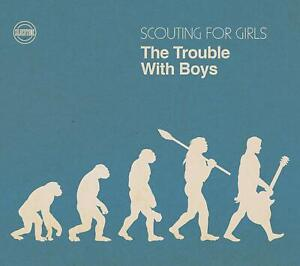 Scouting-For-Girls-The-Trouble-With-Boys-CD-Sent-Sameday