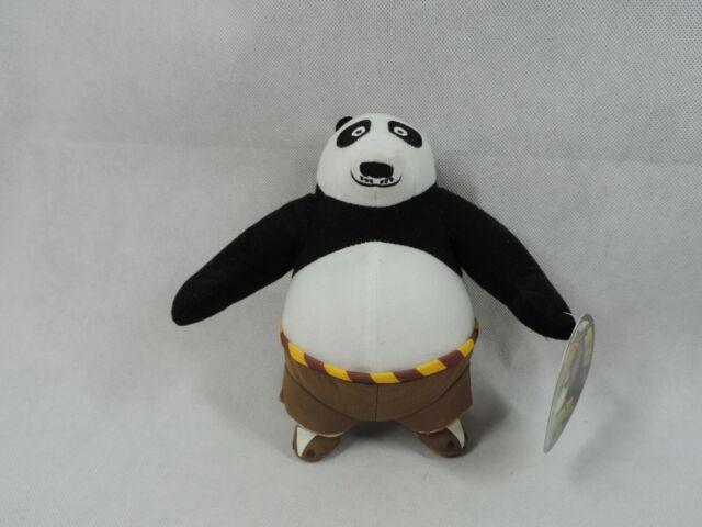 DreamWorks Kung Fu Panda 25cm Plush Po Soft Toy *BRAND NEW*