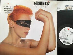 Eurythmics-Touch-RCA-PL-Vinyl-Record-Album-Ex-Con