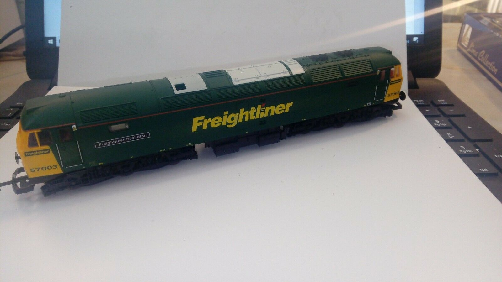 LIMA 204689  classe 57 003 'FREIGHTLINER EVOLUTION' VERY GOOD CONDITION