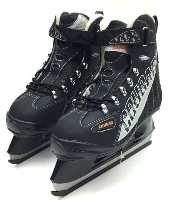 Men/'s Cougar Soft Boot Hockey Skate size 12