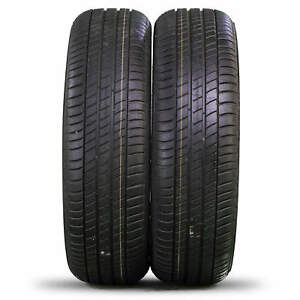 2x-Michelin-Primacy-3-195-55-r20-95-H-DOT-4117-6-5-mm-7-mm-pneus-d-039-ete