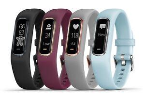 Garmin Vivosmart 4 wellness e fitness tracker