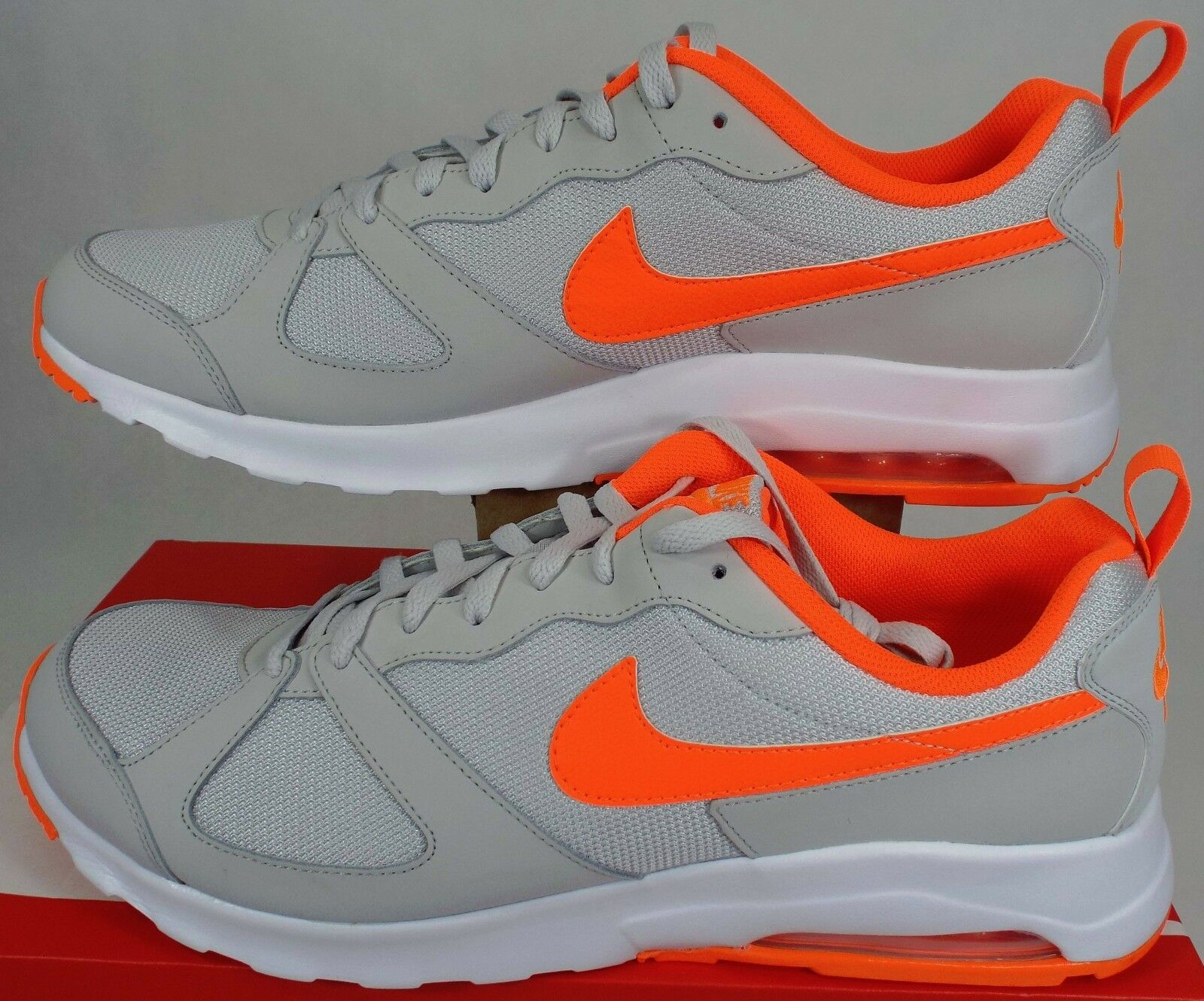 New Mens 15 NIKE Air Max Muse Ash Grey 652981-060 Hyper Crimson Shoes 75 652981-060 Grey dd4464