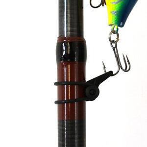 5-Saetze-Angelrute-Pole-Haken-Keeper-Lure-Loeffel-Koeder-Halter-TackleEasy-Han-W5U5