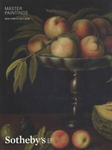 Sotheby-039-s-Catalogue-Master-Paintings-2018-HB