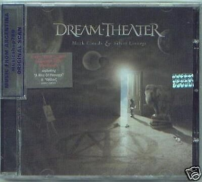 DREAM THEATER BLACK CLOUDS & SILVER LININGS CD NEW 2009