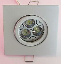 Supporto per Faretto LED incasso MR16 - GU10 alluminio lampadina G4 lampada LV