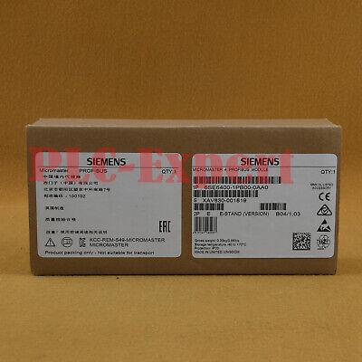 1PC NEW IN BOX Siemens 6SE6400-1PB00-0AA0 6SE6 400-1PB00-0AA0