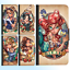 iPhone-XS-MAX-XR-X-8-7-6s-Plus-Leather-Flip-Wallet-Case-Disney-Princess-II-Cover miniature 1