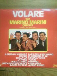 Marino-Marini-Quartet-Volare-Hallmark-Records-SHM844-Vinyl-LP-Compilation