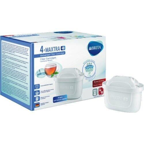 BRITA MAXTRA PACK 4 CARTUCCIA FILTRO ACQUA PER 100 l acqua filtrato