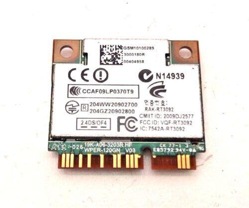 HP TouchSmart 600-1350 N14939 WLAN Wireless Mini Card 573622-001 Genuine