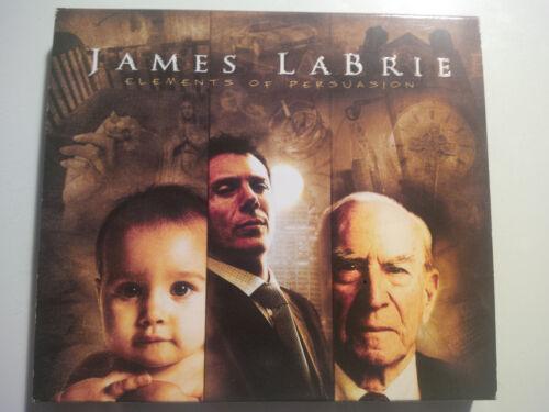1 von 1 - Elements of persuasion von James LaBrie (2005)