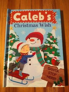 Christmas-Wish-Book-034-Caleb-034-Perfect-Stocking-Stuffer