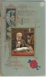 1909-Carter-s-Ink-Company-Color-Illustrated-Trade-Catalog
