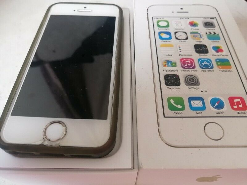 I phone 5s 32gb for sale!