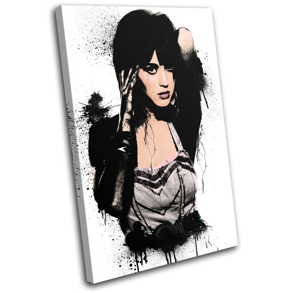 Lily Allen Grunge Abstract Musical SINGLE TOILE murale ART Photo Print