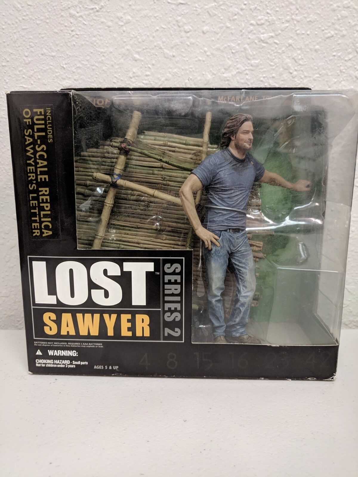 Lost: Sawyer Series 2 Action Figure
