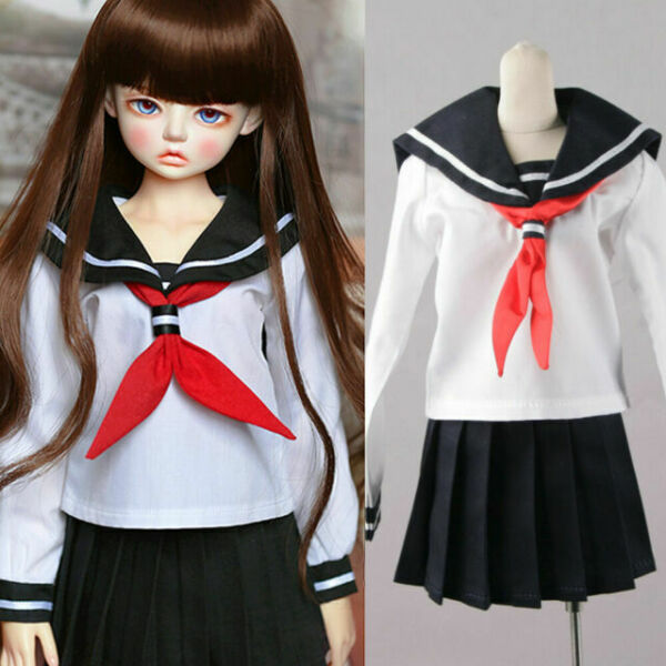1/4 bjd MSD/MDD girl dollfie dream doll Clothes Outfit