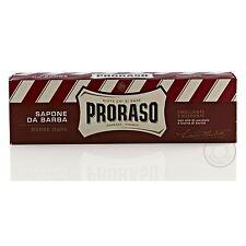 Proraso NEW Shaving Cream Tube - Sandalwood and Shea Butter - 150ml