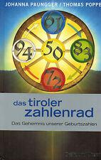 Paungger Poppe, il tirolese zahlenrad, segreto numeri di nascita, numeri-Rad, 2008