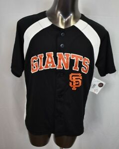 huge discount d9de6 68257 Details about MLB Youth San Francisco Giants Baseball Jersey LOOK S, M, L,  XL