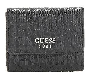Borsa Guess CardMonete Wallet NeroDelle Halley Portamonete Donna l1TFKcJ