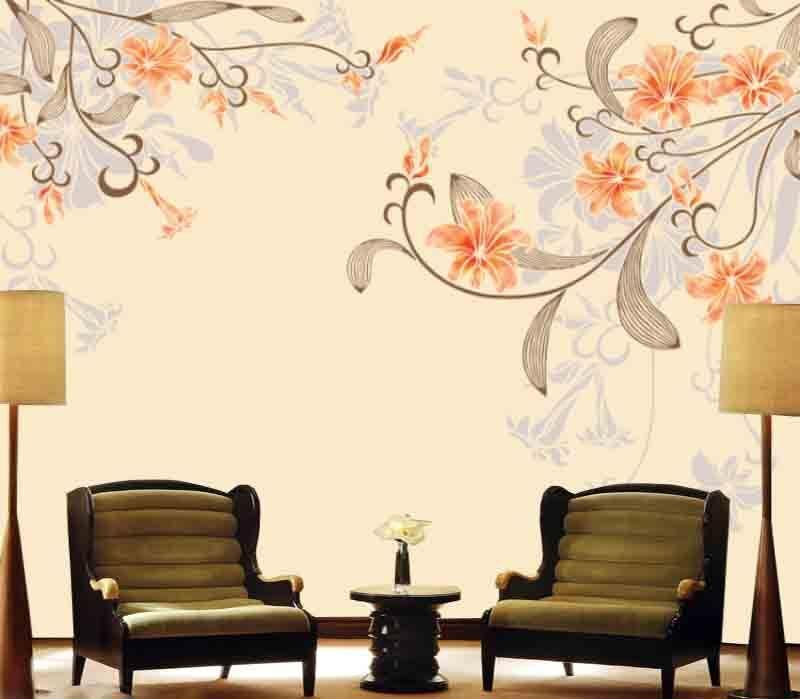 Fresh Rose Design 3D Full Wall Mural Photo Wallpaper Printing Home Kids Decor