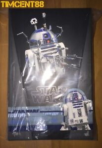 Ready-Hot-Toys-MMS511-Star-Wars-R2-D2-Deluxe-Version-R2D2-1-6-Figure-New