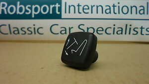 Triumph TR6 ** Dashboard KNOB - SEAT LOGO ** NEW !