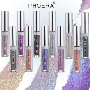 PHOERA-MAGNIFICENT-METALS-LIQUID-GLITTER-EYESHADOW-PALETTE-COSMETIC-18-COLOURS