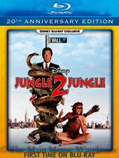 Disney Movie Club Blu-ray Jungle 2 Jungle 20th Anniversaryregion