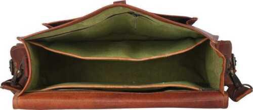 New Men/'s Full Grain Genuine Leather Laptop Case for Computer Bag Shoulder Bag