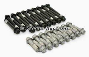 SBC-Chevy-Head-Bolts-190K-PSI-Hex-Head-Cast-Iron-or-Aluminum-283-305-327-350-400