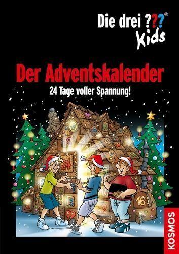 Die drei ??? Kids / Der Adventskalender von Ulf Blanck (2013, Gebunden)