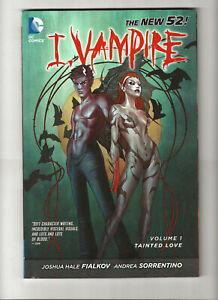 I-Vampire-TPB-Vol-1-Tainted-Love-Graphic-Novel-DC-Comics-New-52-OOP-2013