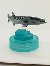 NEW Kaiyodo Japan Sendai Aquarium Aquatales Berring Wolffish Wolf Fish Figure