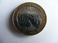 Florence Nightingale 150 Years Of Nursing  2010  £2  Coin With  Minting Errors