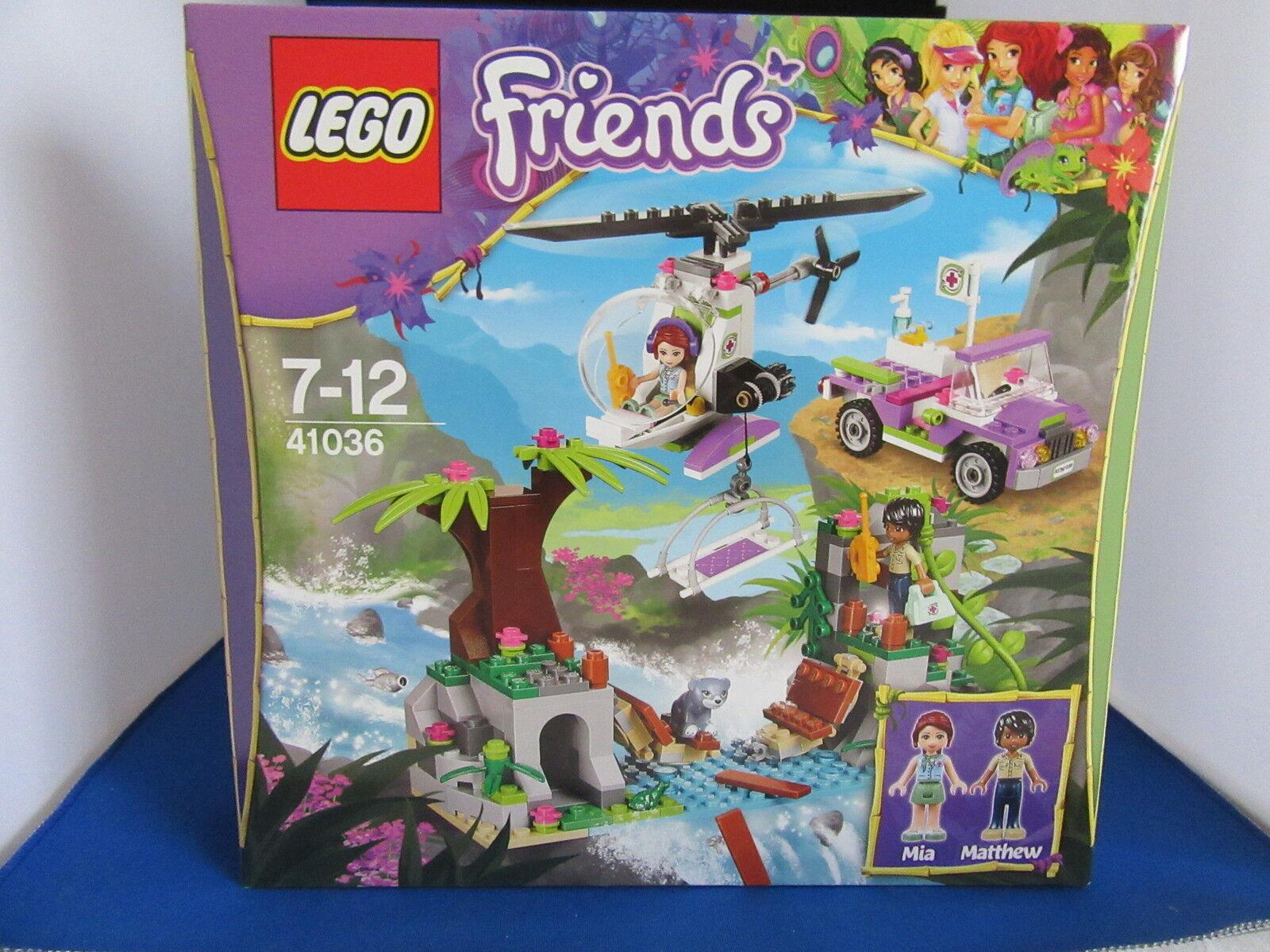 LEGO ®Friends 41036 rossodingsactie brug