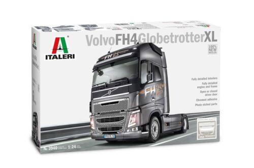 Neu Italeri 3940-1//24 Volvo FH4 Globetrotter XL