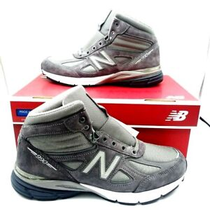 New Balance Mens Sz 10 D 10990 Mid Trail Running Shoes M0990GR4 Retail $195