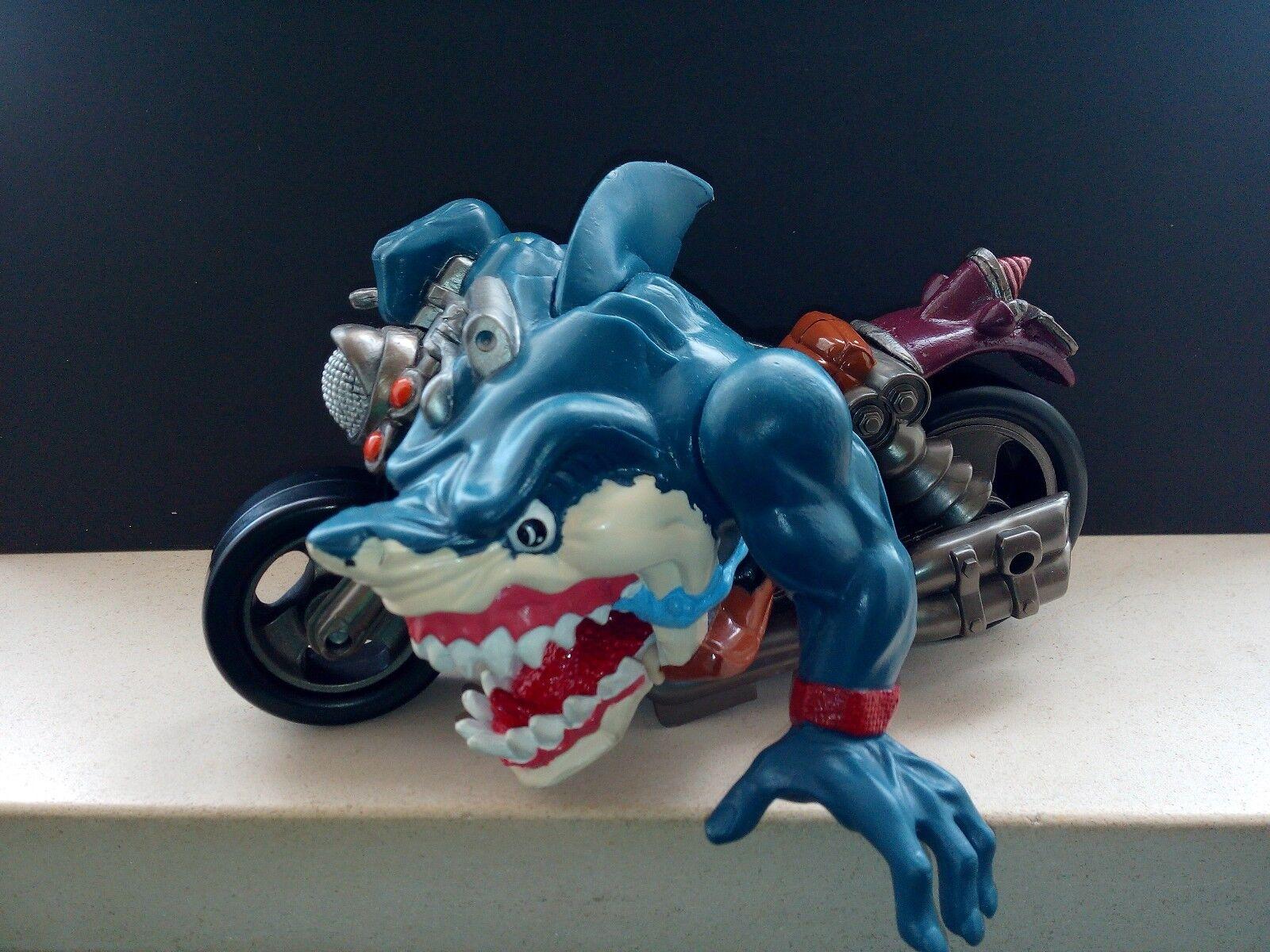 1995 mattel street haie ripster rip reiter motorrad
